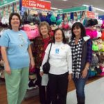 Bra Distribution at Walmart
