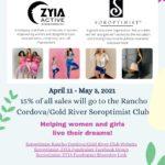 ZYIA Fundraiser